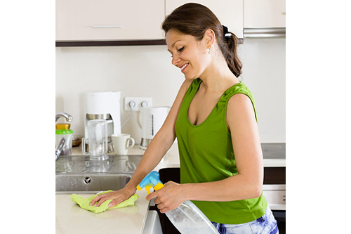Travailler comme employé de ménage chez les particuliers