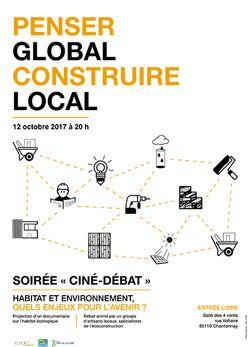 Echobat organise une soirée ciné-débat à Chantonnay le 12 octobre 2017