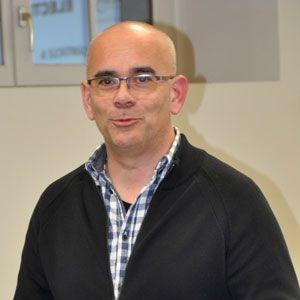 Jean-François Guitton, président de l'association intermédiaire Novaliss aux Herbiers.