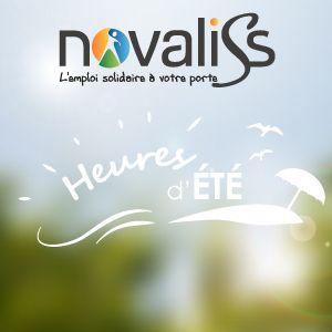 Novaliss : l'emploi solidaire aux Herbiers, Pouzauges et Mortagne sur Sèvre